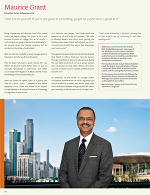 2013 Business Leaders of Color Publication