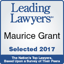 2017 Leading Lawyer - Maurice Grant